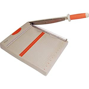 Tonic Studios Guillotine Paper Trimmer 12-Inch-by-12-Inch