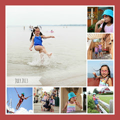Lilah : July in pictures