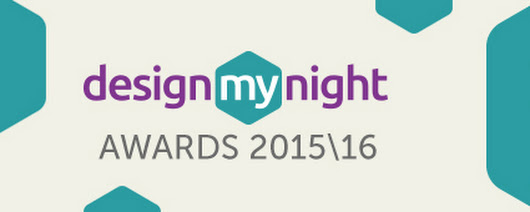 DesignMyNight London Awards 2015/16
