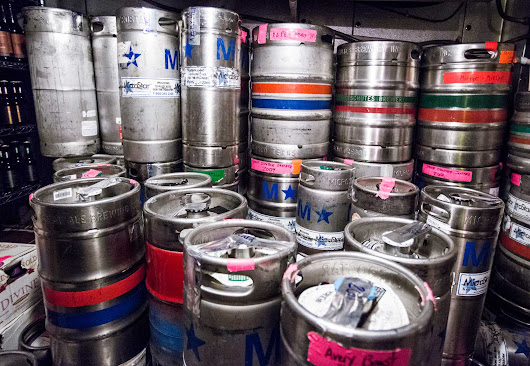 Keg flap could leave some beer fans parched