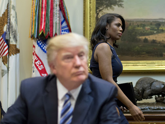 Trump campaign files arbitration claim against Omarosa for violating nondisclosure agreement