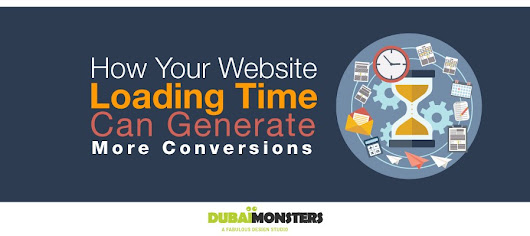 How Your Website Loading Time Can Generate More Conversions - [Infographic]
