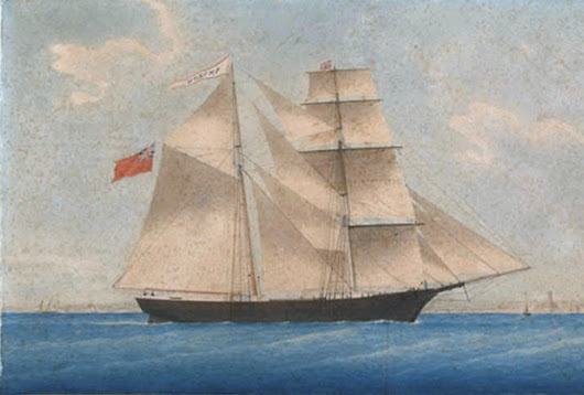 The Story of the Mary Celeste - And a Possible Solution - Roger Bray