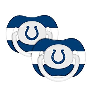 NFL Indianapolis Colts Baby Fanatic 2-Pack