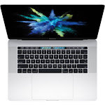 Apple 15 inch, Touchbar, Intel Core i7, 16 GB Memory, 512GB SSD - Silver (MPTV2LL/A / MPTV2)