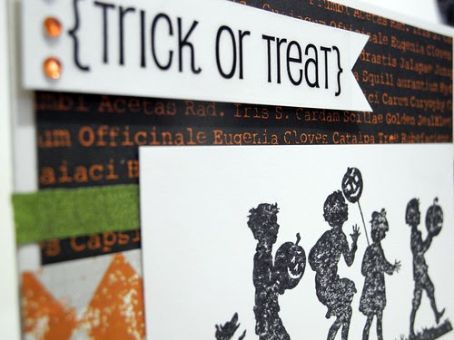 Trick or Treat (detail)