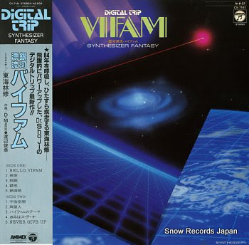 VIFAM synthesizer fantasy