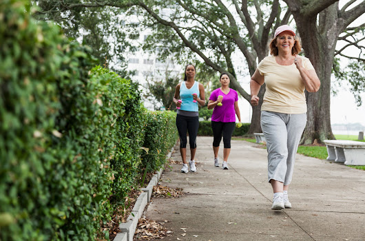 Walking Helps Prevent Heart Failure in Women – Cardiovascular Disease Prevention - MDVIP