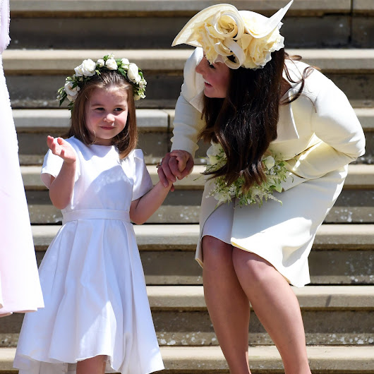 On sait pourquoi Kate Middleton portait un diamant jaune au royal wedding - Elle