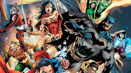 DC Comics Alternative Universe - Movie TV Tech Geeks News