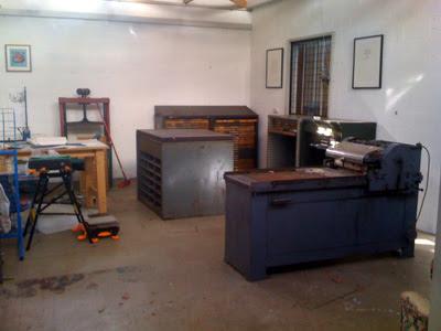 press move into studio