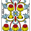 8 of Cups #Today #Tarot