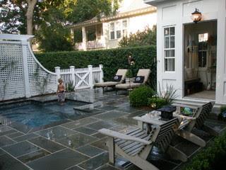 pool traditional pool