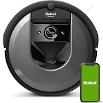 iRobot Roomba i7 Wi-Fi Connected Robot Vacuum Cleaner (7150) i715020