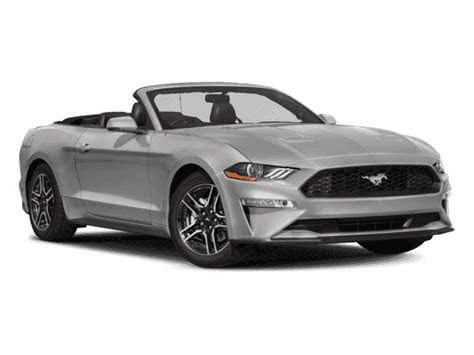 ford mustang ecoboost premium convertible lease