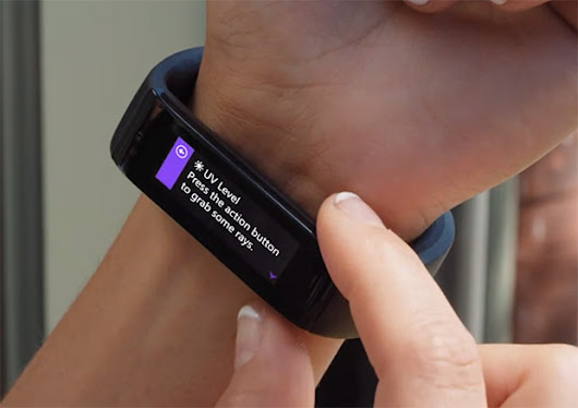 Target One-Ups Microsoft With 25% Off 'Band' Fitness Wearable, Dropping Price To $150