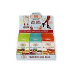 DM Merchandising 2338765 Oopsie Bandz Yum Yum Boo Boos Bandages - Case of 24