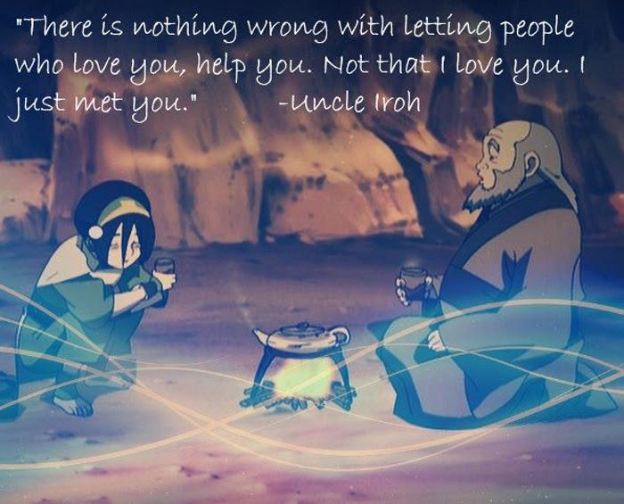 Os Melhores Conselhos De Tio Iroh De Avatar Garotas Geeks