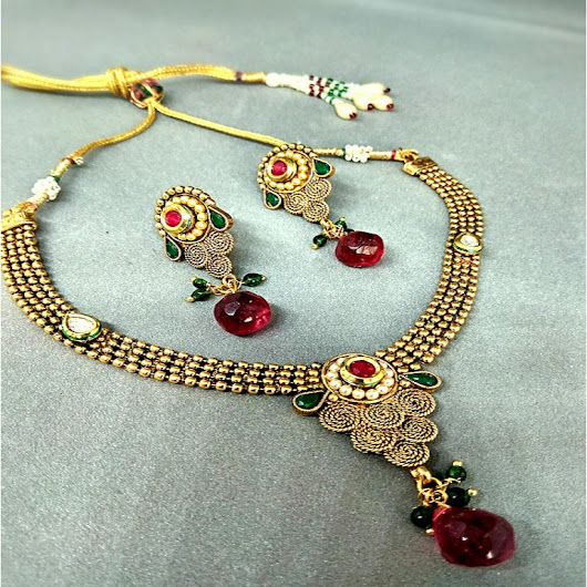 Which is the Best Online Artificial Jewellery Store in India?