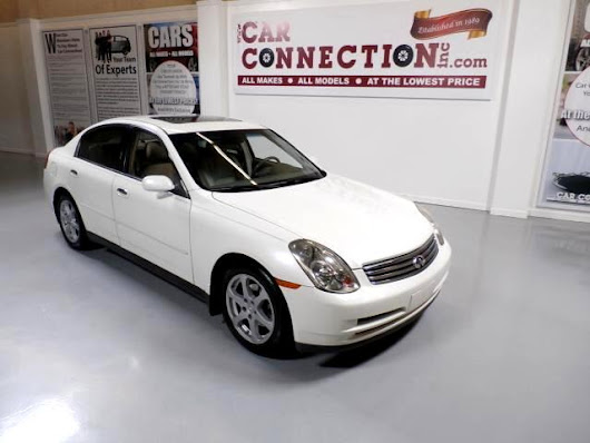 Used 2004 Infiniti G35 for Sale in Tucker GA 30084 Car Connection, Inc