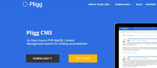 How to Create a social bookmarking site using Pligg (CMS)?
