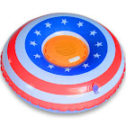 Aduro Pool Party Wireless Floating Speaker American Flag (AD-PS10-AF)