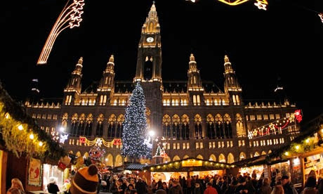 12 Days of Christmas Markets: Vienna - An Unstoppable Journey