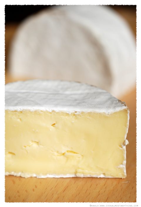 Udder Delights Triple Cream Brie© by Haalo