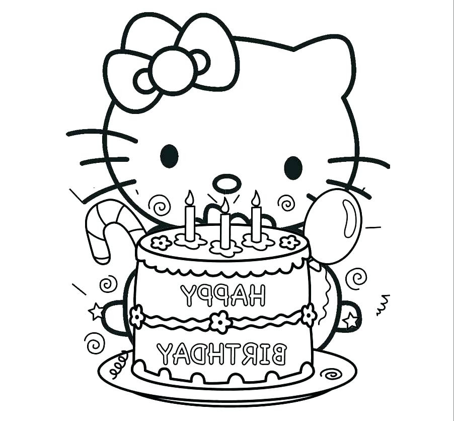 Hello Kitty Mermaid Coloring Pages at GetColorings.com ...