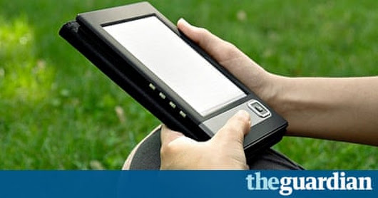 Readers absorb less on Kindles than on paper, study finds | Books | The Guardian
