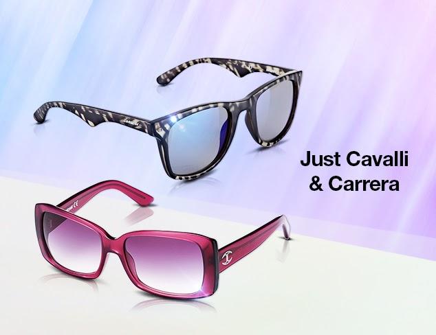 68cae70903 MASM: Rebajas gafas Just Cavalli & Carrera hasta el jueves 10