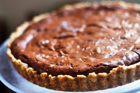 The World's Easiest Chocolate Tart - Amateur Gourmet