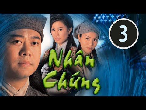 Nhân chứng 03/22(tiếng Việt) DV chính: Âu Dương Chấn Hoa, Xa Thi Mạn; TVB/2002
