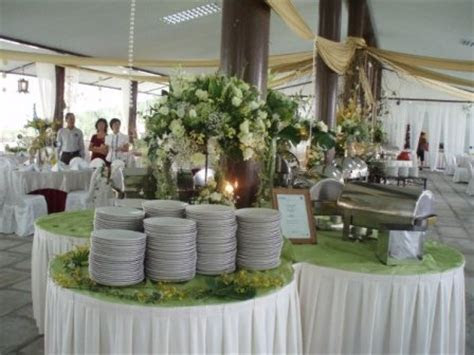 Caterer for Church reception   need advice