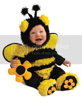 baby bumble bee cosutme
