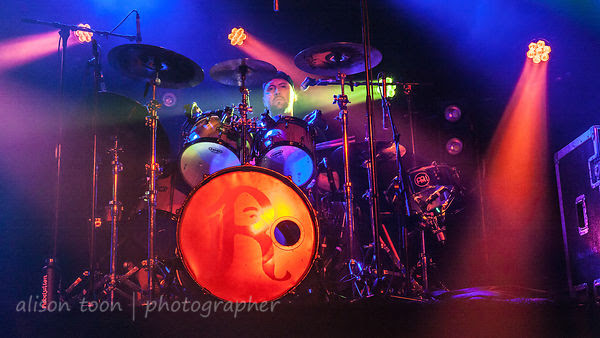 Wesley Finley, drums, Rebelution