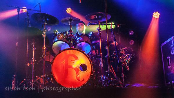 Wesley Finley, drums, Rebelution