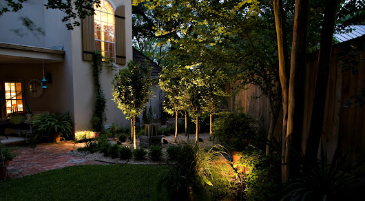 Bring Your Raleigh Landscape to Life at Night With Professional Outdoor Lighting | Outdoor Lighting Perspectives