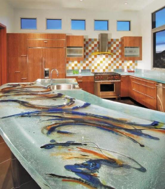 اجمل مطابخ زجاج 2016 Kitchen hwaml.com_1339793438