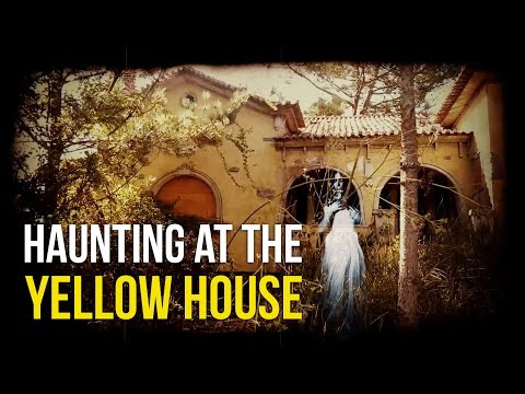 DARK CORNERS OF PORTUGAL | 'Haunting at the Yellow House' Ep. 2