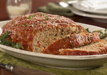 Meat Loaf Supreme