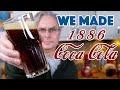Hicimos la receta de Coca Cola 1886 || Glen y amigos de cocina