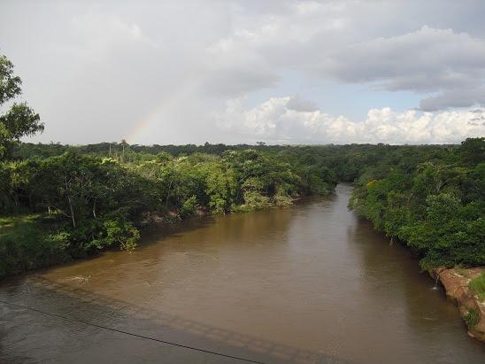 Resultado de imagen para desaparecido desde ayer en aguas del Ypané
