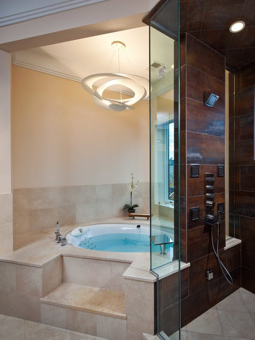 Jacuzzi Tub Home Design Ideas, Pictures, Remodel and Decor