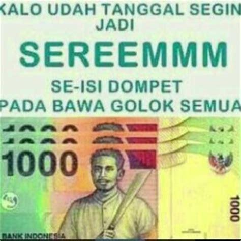 dp bbm gambar kata kata lucu tidak punya uang terbaru