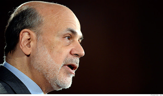 Bernanke: Recent jobs reports are 'disappointing'