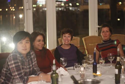 Eva, Aldrina, Lorena and Orsi