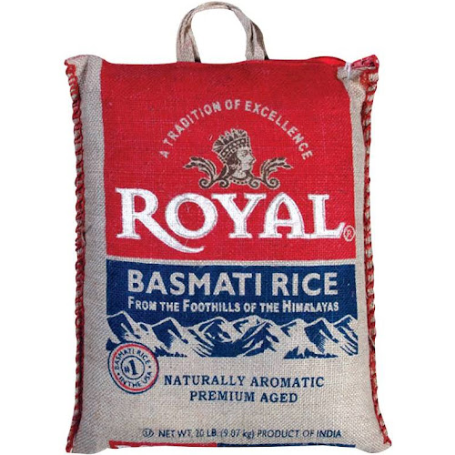 Royal Basmati Rice - 20 lb bag - Google Express