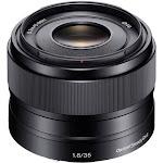 Sony E 35mm F/1.8 OSS E-Mount Lens SEL35F18
