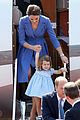 kate middleton prince william touch down in germany with george charlotte 05